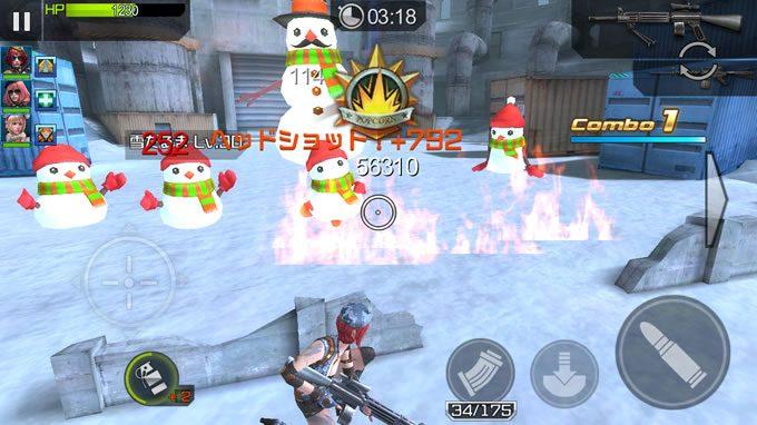 ハイファイを攻略せよ!クリスマスイベント4