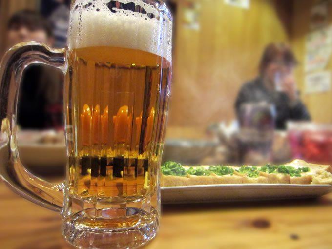 いびきの治し方を実践!アルコール飲酒編