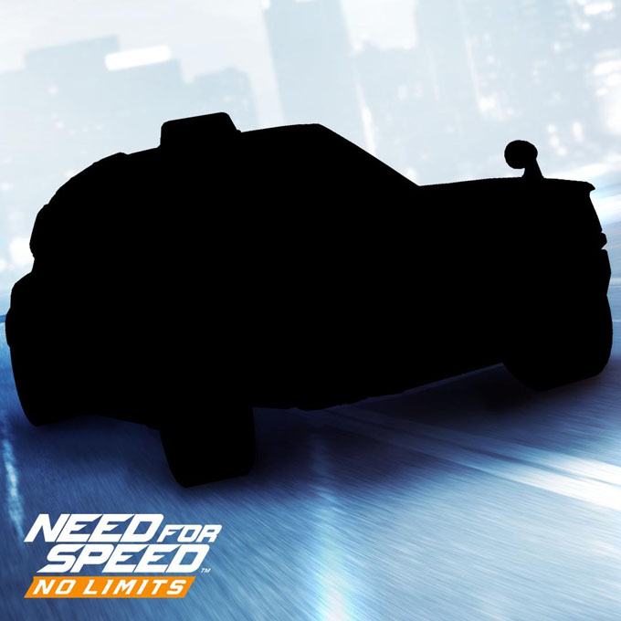 無課金でNFS No Limits 攻略 次に来る車はHot Wheels TIME ATTAXI (DHP23)?