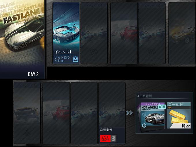 ニードフォースピード ノーリミット 攻略 Hot Wheels Gazella GT をゲットせよ!
