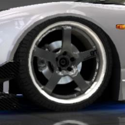 首都高バトル XTREME(エクストリーム)ADVAN Racing GTホイールでドレスアップと入手方法
