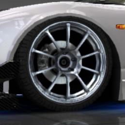 首都高バトル XTREME(エクストリーム)ADVAN Racing RSホイールでドレスアップと入手方法