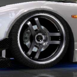 首都高バトル XTREME(エクストリーム)ADVAN Racing Ver.2ホイールでドレスアップと入手方法