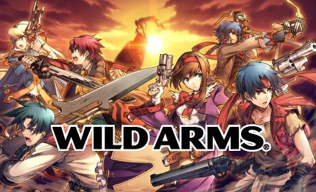 WILD ARMS (ワイルドアームズ) (仮) アプリ 攻略 配信日と事前登録 リセマラ情報
