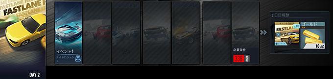 【DAY 2】ニードフォースピードノーリミット 無課金 攻略 2002 Nissan Silvia S15 SPEC R NFSNoLimits NFSNL