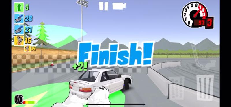 【初心者向け】FR LEGENDS うまく走れない、走り方がわからない人に走り方を説明します。