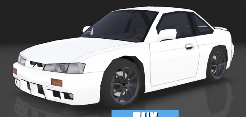 FR LEGENDS(エフアール レジェンズ)シルビア S14 後期 車種情報