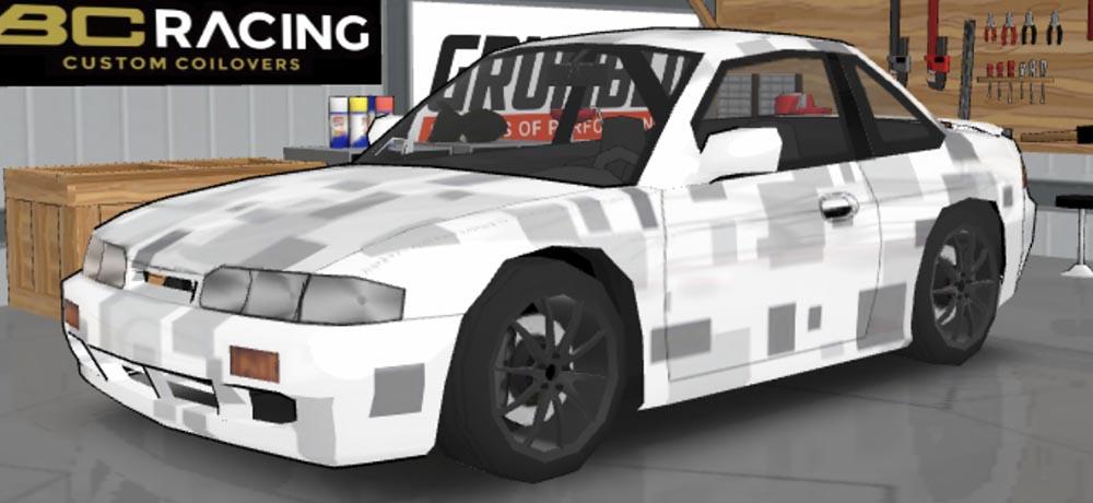 FR LEGENDS(エフアール レジェンズ)シルビア S14 前期 車種情報